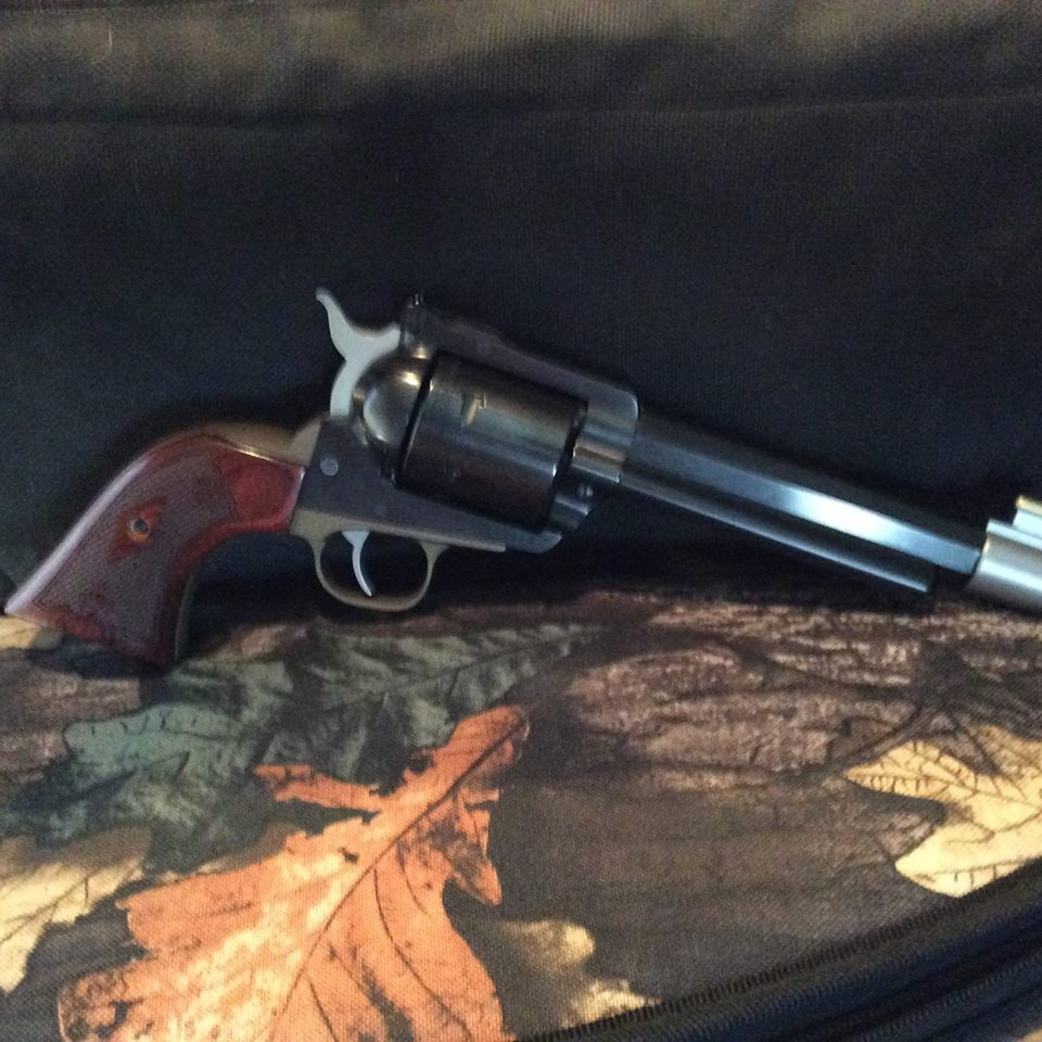 Reconstructed Revolver