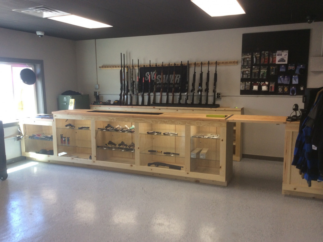 New Gun Sales and Custom Builds in Twin Falls, ID